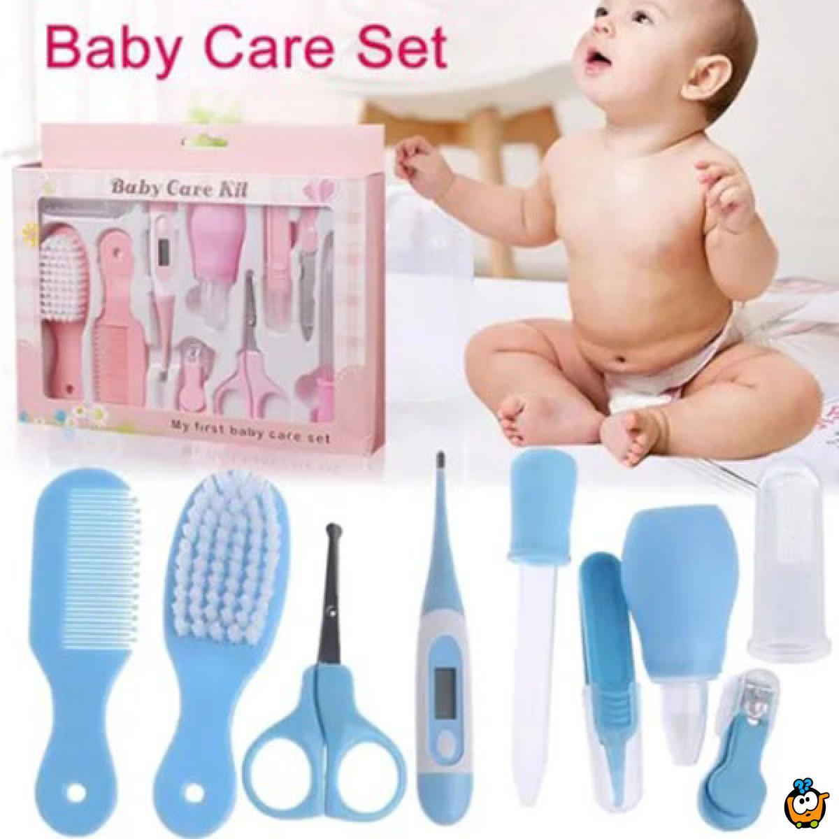 Baby set - Kozmetički set za negu beba