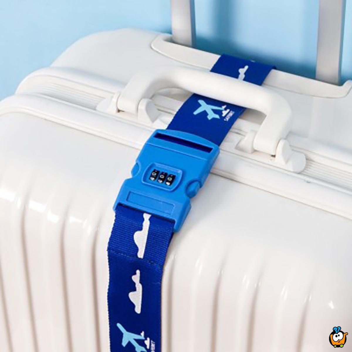 Luggage Straps - Sigurnosna traka za kofer