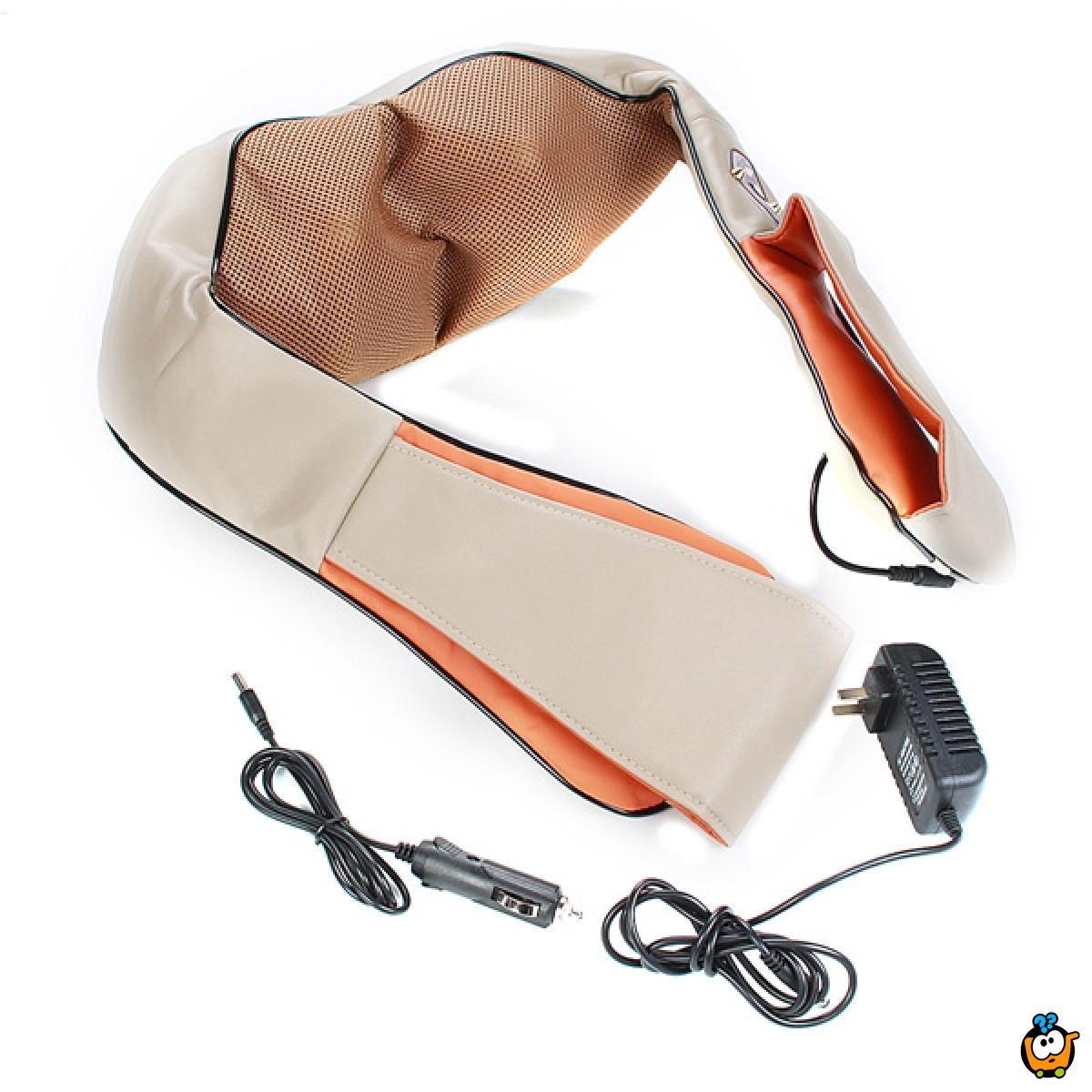 Šijacu masažer za vrat, ramena i leđa