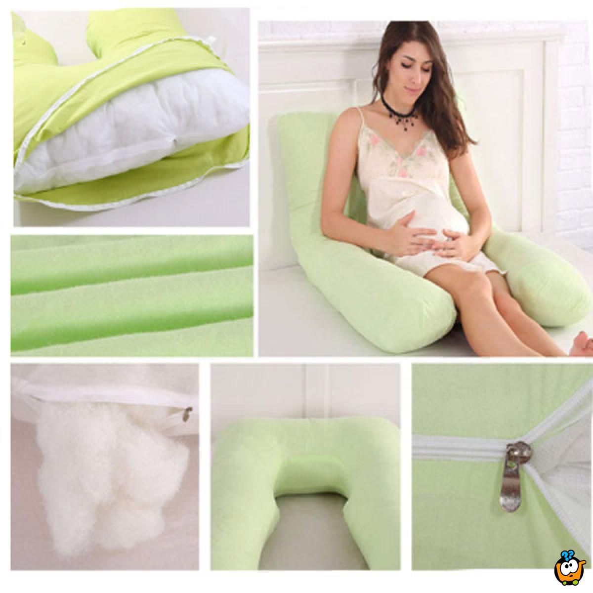 Side pillow - Jastuk za trudnice