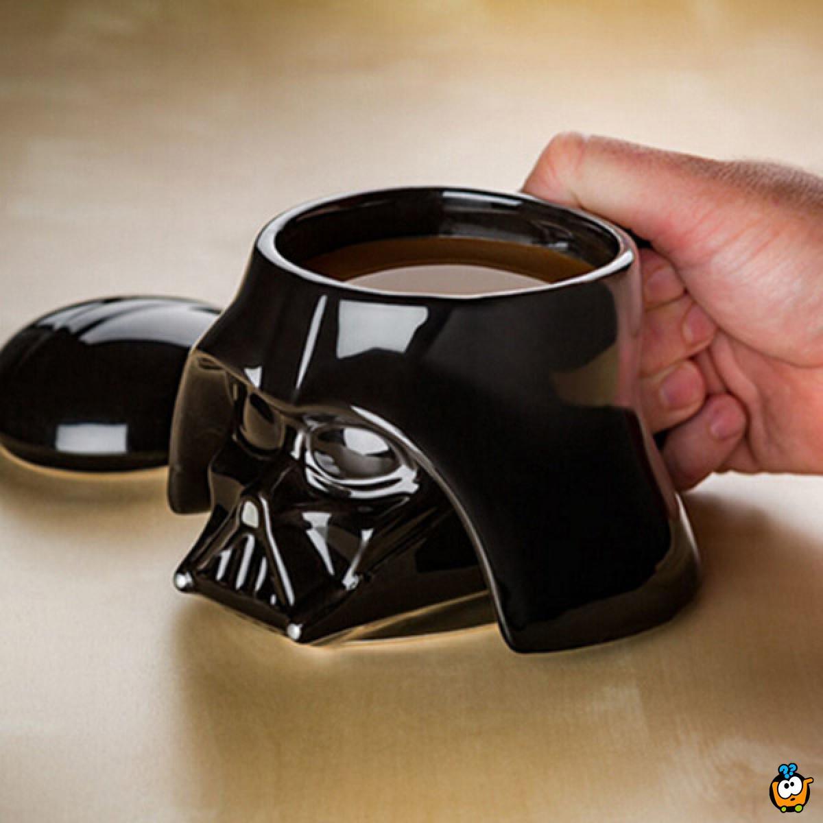 Star Wars DARTH VADER 3D keramička šolja